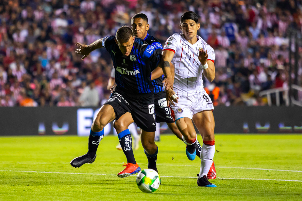 Querétaro Chivas Clausura 2019