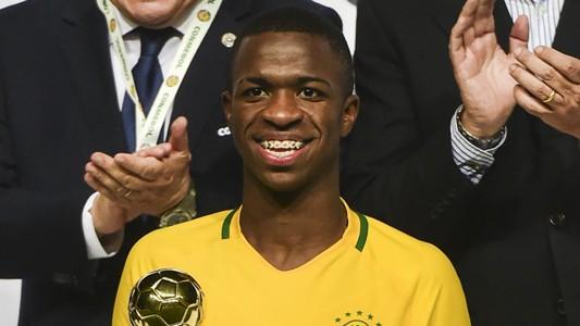Vinicius Junior, Brazil