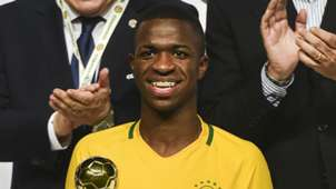 Vinicius Junior, Brazil