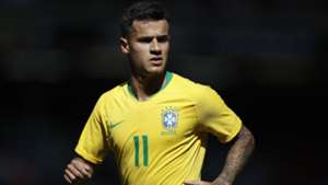 Coutinho Brazil Croatia Friendlies 03062018