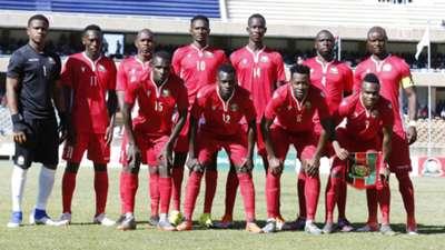 Kenya squad v Tanzania.j