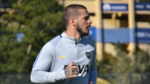 Dario Benedetto Pretemporada Boca 21062018