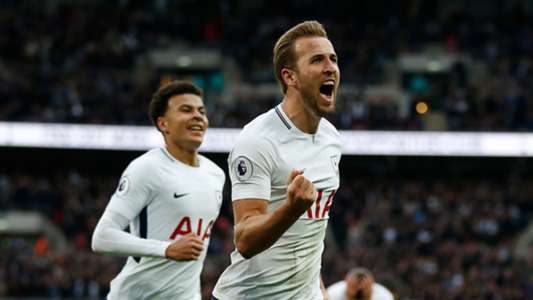 Harry Kane Tottenham Liverpool Premier League