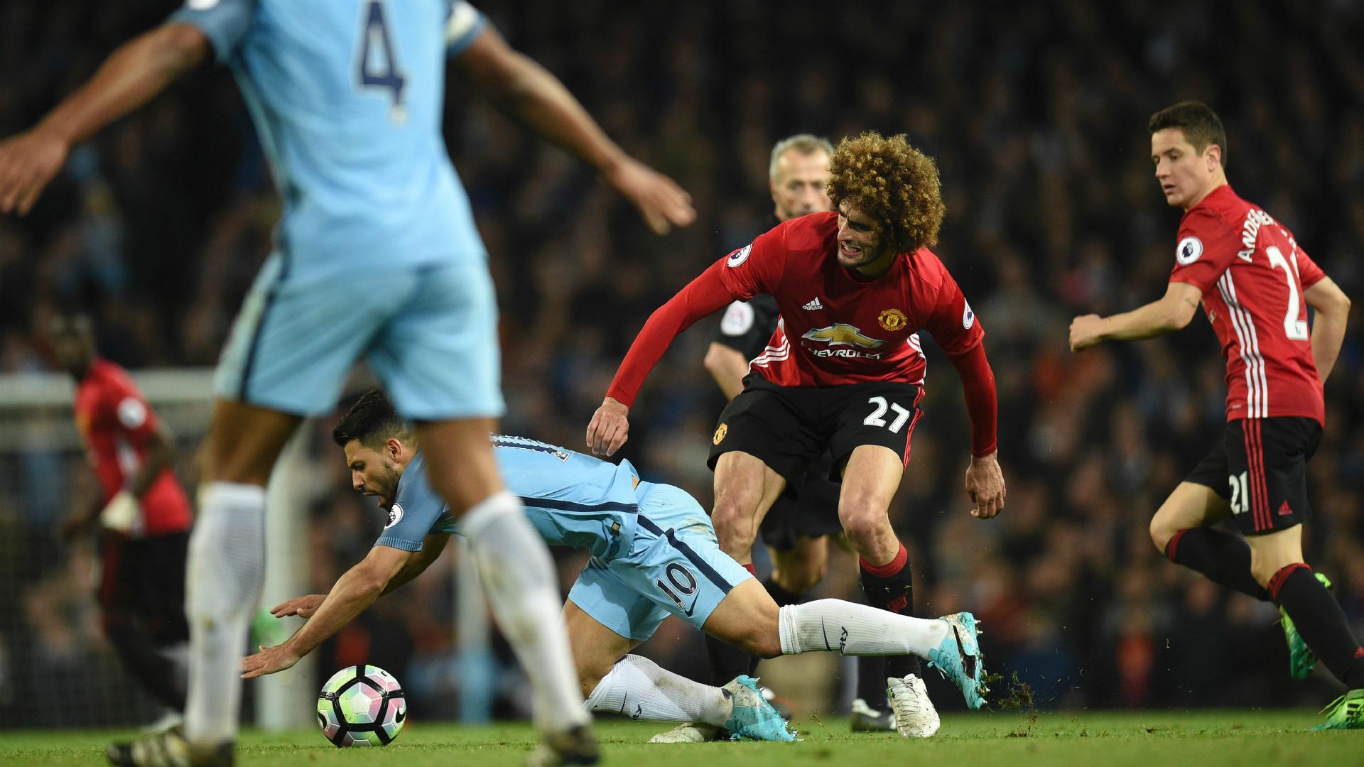 Manchester City Manchester United Premier League