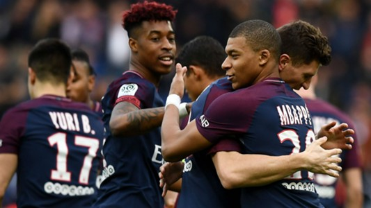 Kylian Mbappe PSG Metz Ligue 1 10032018