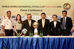 World Intercontinental Futsal Cup Thailand 2018