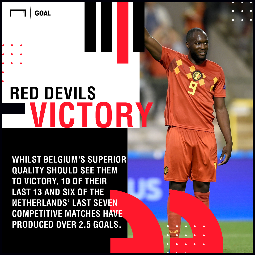 Belgium Netherlands graphic