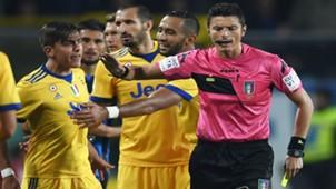 Damato Atalanta Juventus
