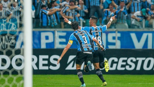 Barrios Pedro Geromel I Grêmio I 20 09 17