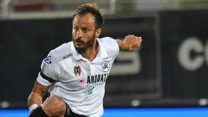 Alberto Gilardino Spezia Serie B 05182018