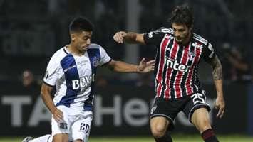 Hudson Juan Ramirez Talleres São Paulo Copa Libertadores 06022019