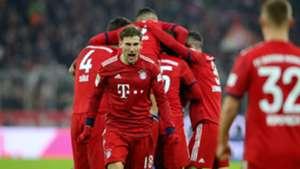 FC Bayern RB Leipzig 12/2018