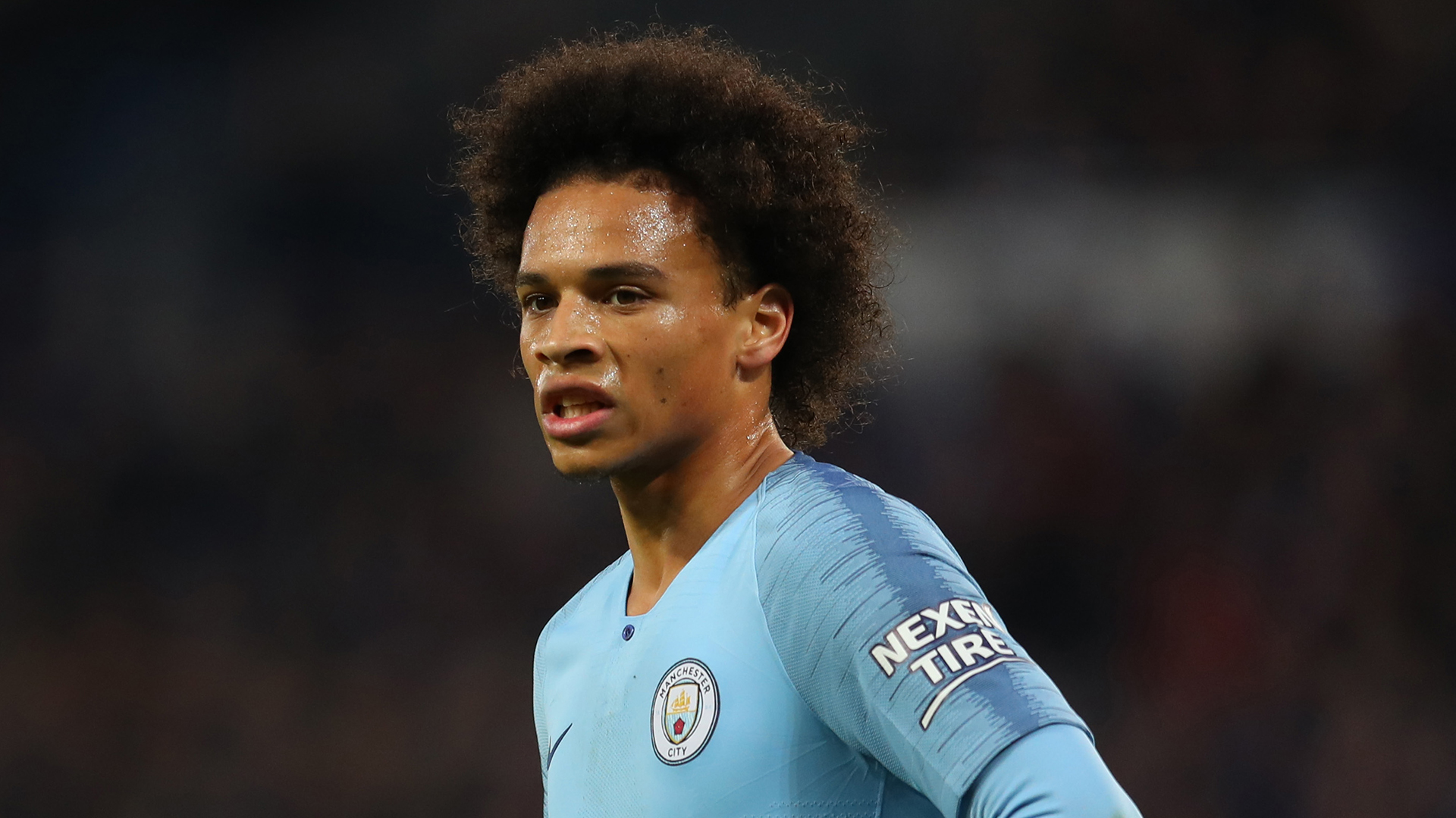 Leroy Sane Man City 2018-19