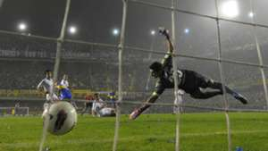 Boca Universidad de Chile Copa Libertadores 2012