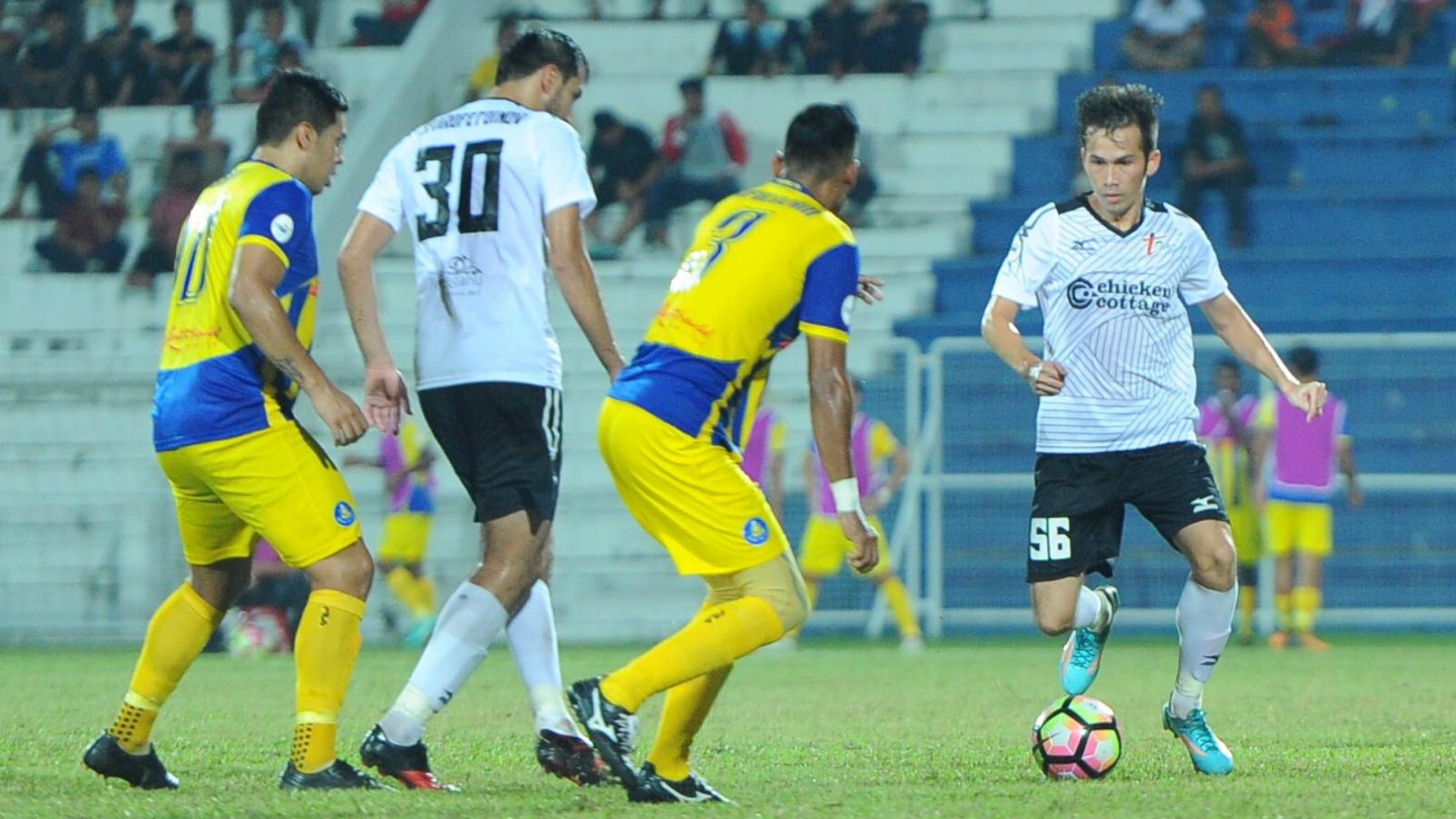 Asrol Ibrahim, T-Team, Malaysia Cup, 18/07/2017
