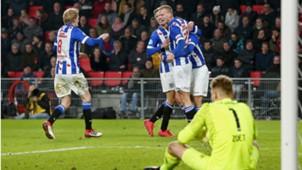 PSV - sc Heerenveen, Eredivisie 02172018