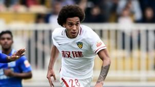 Axel Witsel Tianjin Qunjian