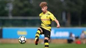 Enrique Pena Zauner Borussia Dortmund BVB U19 10052018