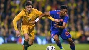 Mat Leckie Socceroos