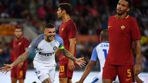 Mauro Icardi Roma Inter Serie A