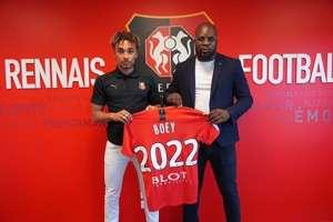Sacha Boey Rennes Ligue 1