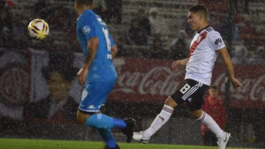 River Belgrano Superliga Juanfer Quintero 180818