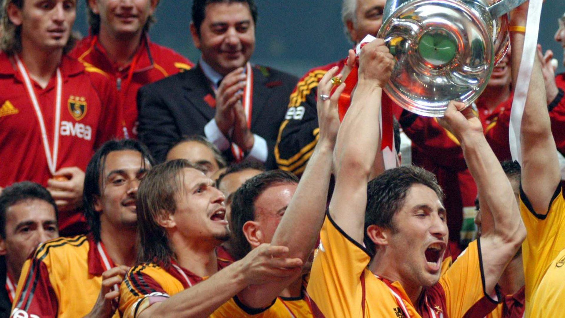Galatasaray Turkish Cup 2005