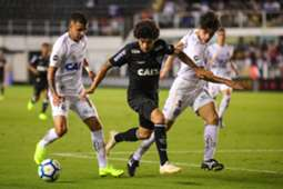 Santos vs Atletico-MG 24112018
