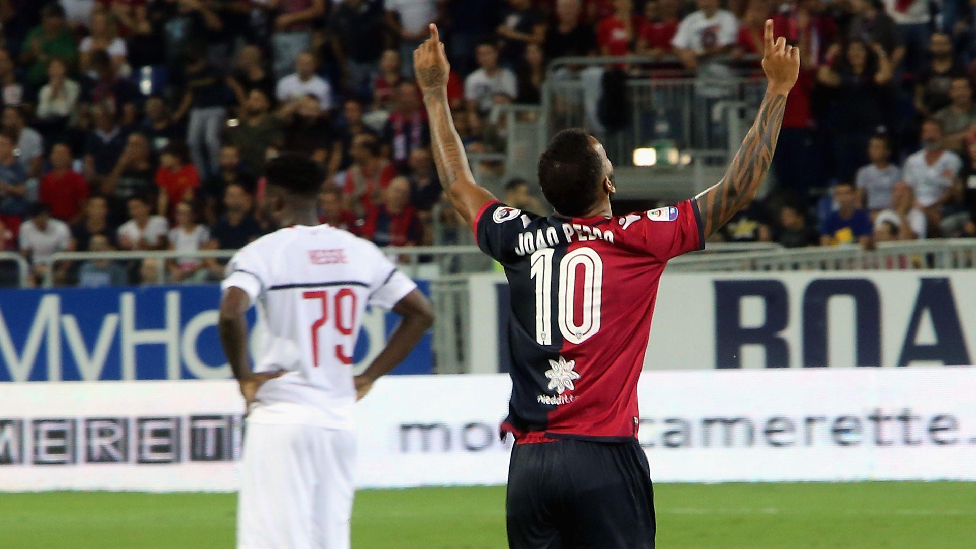 Joao Pedro Cagliari Milan