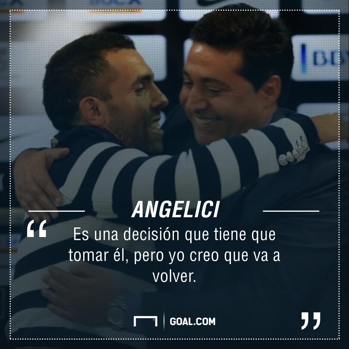 PS Angelici Tevez