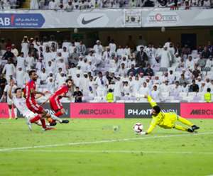 Adel Al Hosani Al Sharja UAE Arabian Gulf League