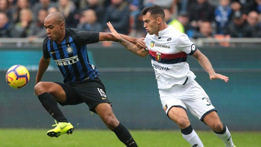 Joao Mario Inter Genoa