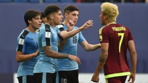 Venezuela - Uruguay Mundial Sub 20