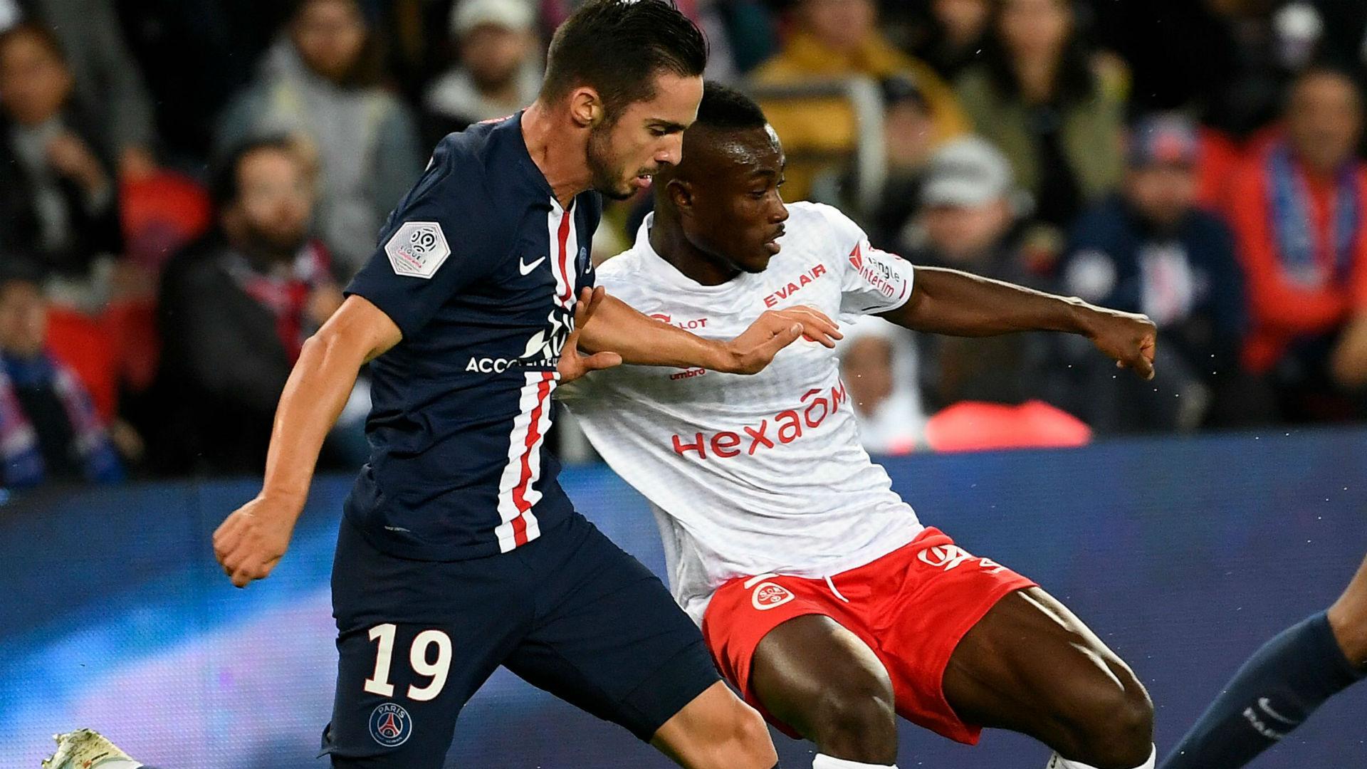 Pablo Sarabia PSG Reims Ligue 1 25092019