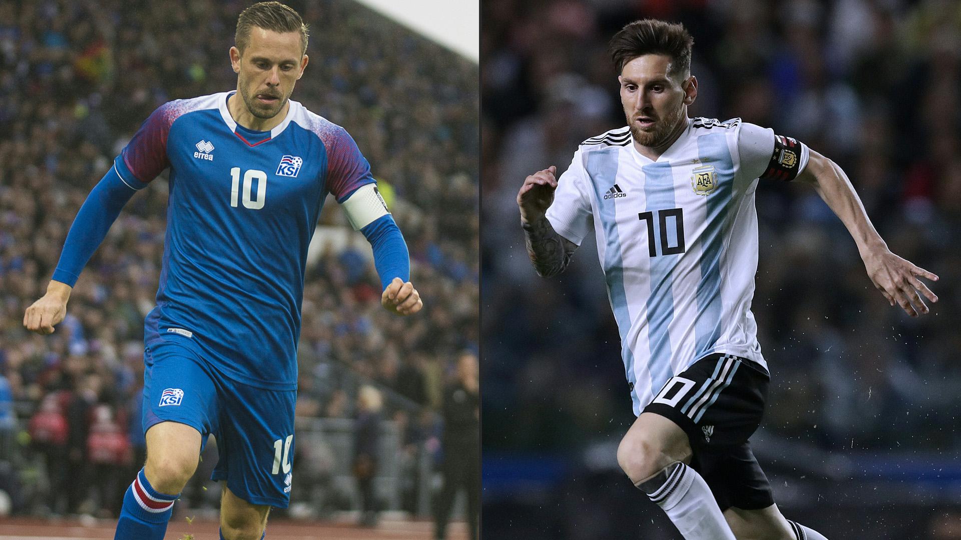 Argentinien verpatzt WM-Auftakt - nur 1:1 gegen Island
