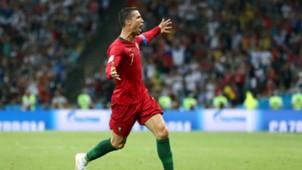 Cristiano Ronaldo| Portugal | 2018