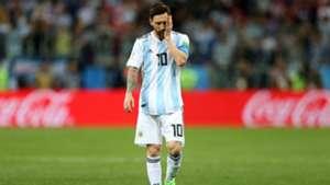 Lionel Messi Argentina Croatia Croacia Wolrd Cup 2018 21062018