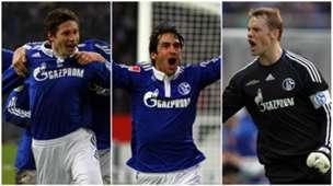 GFX Collage Schalke