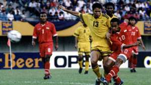 Malaysia, Tiger Cup 1996