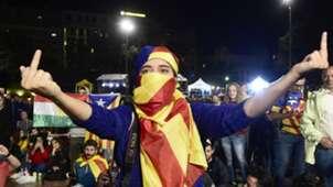 Catalunya protests