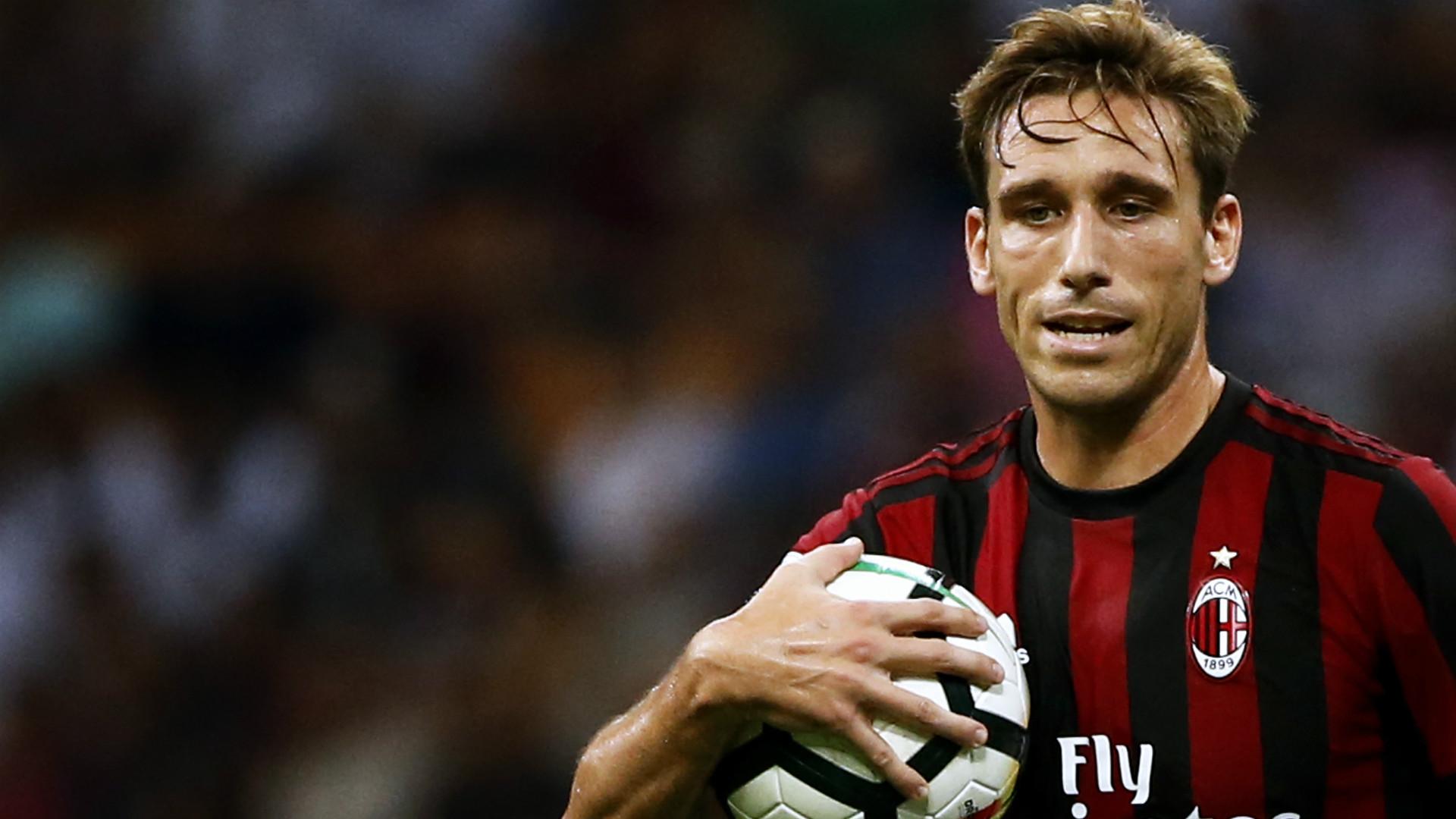 Lucas Biglia Milan Cagliari Serie A 27082017
