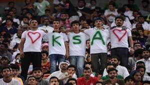 جماهير المنتخب السعودي