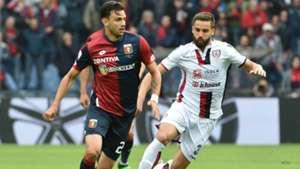 Genoa Cagliari Radovanovic Pavoletti