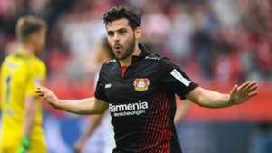 Kevin Volland Bayer Leverkusen 14042018