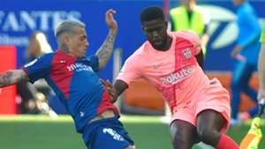 Samuel Umtiti Chimy Avila Huesca Barcelona LaLiga 13042019