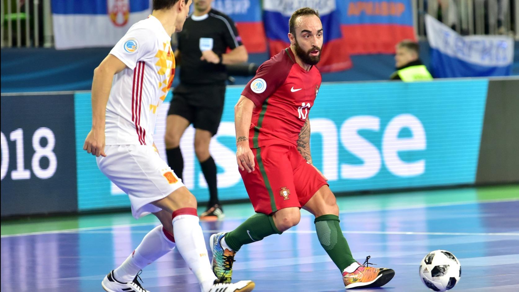 Ricardinho portugál futsal válogatott