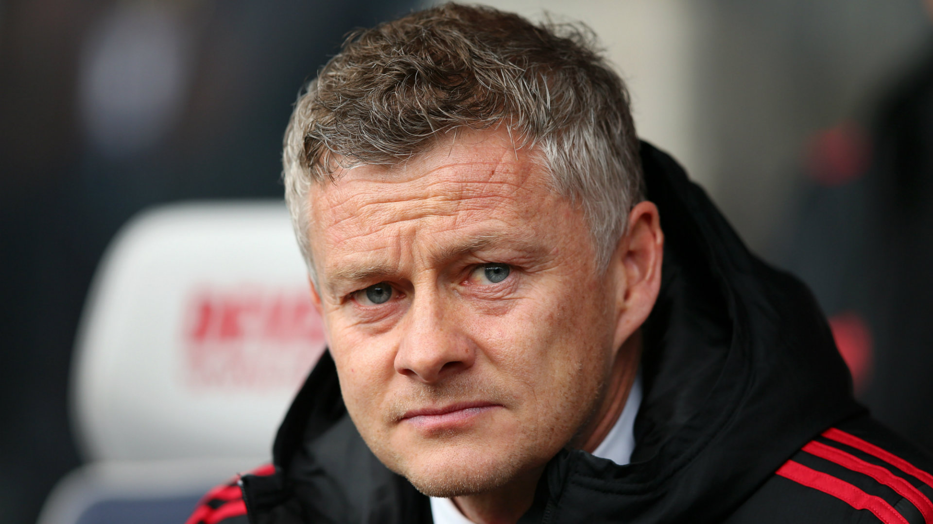 Ole Gunnar Solskjaer Huddersfield vs Man Utd Premier League 2018-19