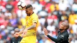 Kaizer Chiefs v Orlando Pirates, Daniel Cardoso, February 2019