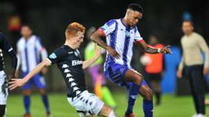 Simon Murray, Bidvest Wits & Pogiso Sanoka, Maritzburg United, November 2018