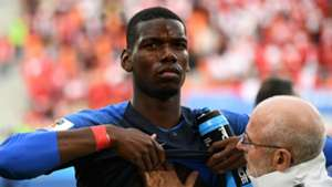 Paul Pogba France Peru World Cup 2018